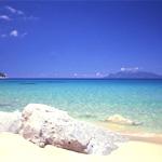 沖縄のコバルトブルー